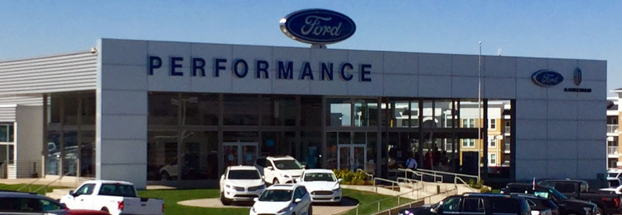 Performance Ford Lincoln Bountiful